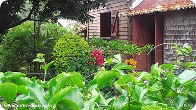 Le Jardin Creole Conference Echanges Ecologie Reunion